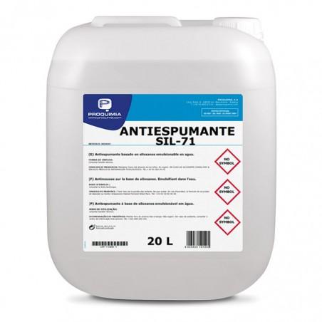 PQ ANTIESPUMANTE SIL-71 (20L)
